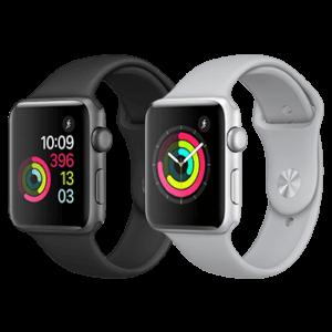 Програма заміни Apple Watch Series 2 і Series 3 в алюмінієвому корпусі